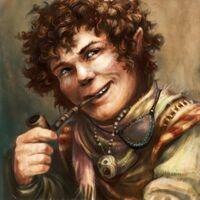 Gerador de nome Hobbit